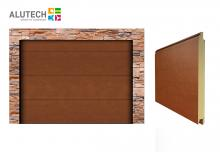 Alutech Trend 5000x2250 Golden Oak L bordás