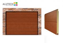 Alutech Trend 2625x2000 Golden Oak M bordás